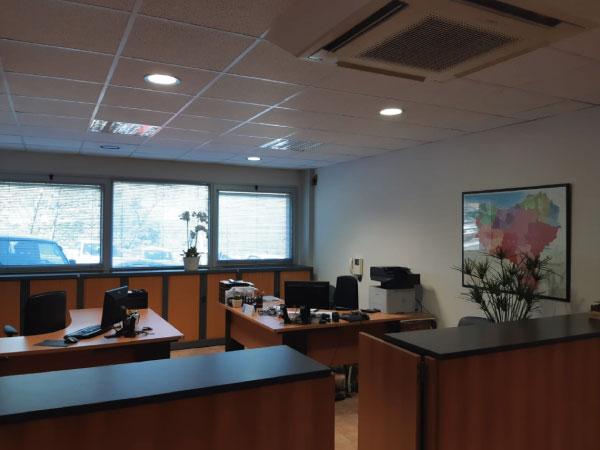 Transporte de tierras | ARELUR | Oficinas Lasarte-Oria Guipúzcoa
